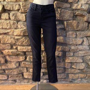 Hudson Black Denim Jeans Size 29